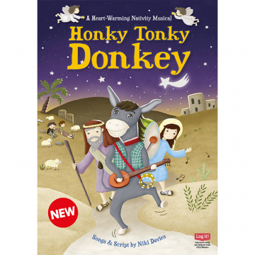 Honky Tonky Donkey - Adapted for Bubbles